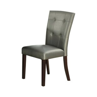 Winston Porter Panella Upholstered Dining Chair (Set of 2)