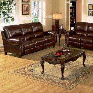 Tanguay Reclining Configurable Living Room Set