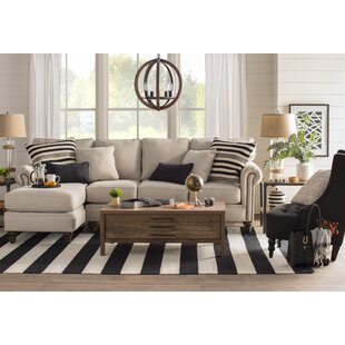 Darby Home Co Bransford Sectional