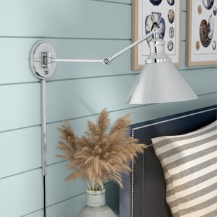 huge discount cba00 0bd5b True Waucoba 1-Light Swing Arm Lamp by Trent Austin Design ...