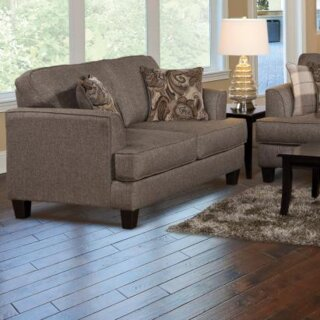Agnes Loveseat by Alcott Hill SKU:AD778283 Guide