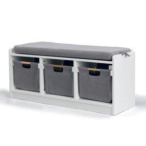 WonkaWoo Deluxe Children Toy Storage Bench