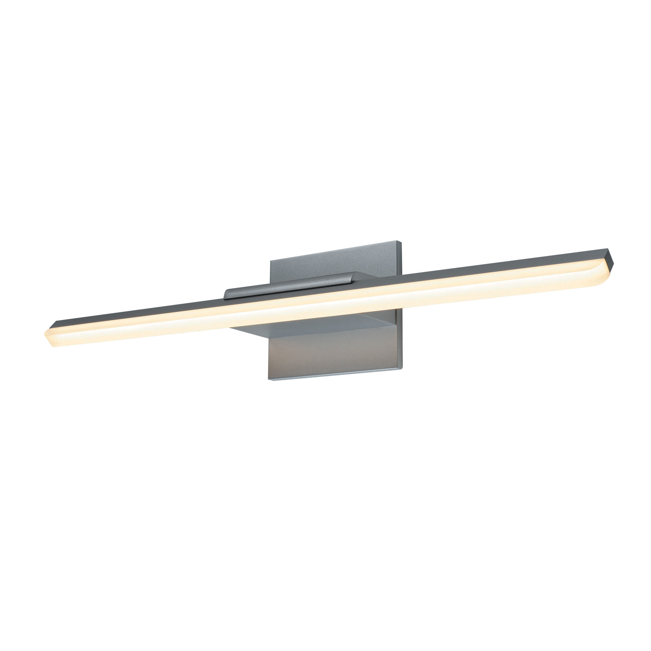 Northington 1 Light Dimmable Led Silver Bath Bar Allmodern