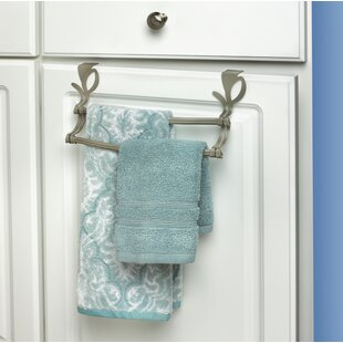 Double 12.25 Over-the-Door Towel Bar by Rebrilliant