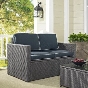 Palm Harbor Loveseat with Cushion