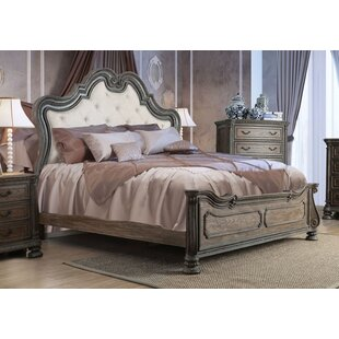Portsmouth Upholstered Platform Bed