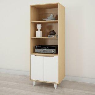 Mercury Row Coalmont Standard Bookcase
