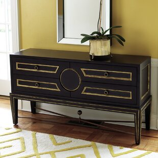 Collector's Console Table
