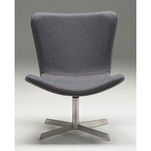 Bellfield Swivel Side Chair by Orren Ellis