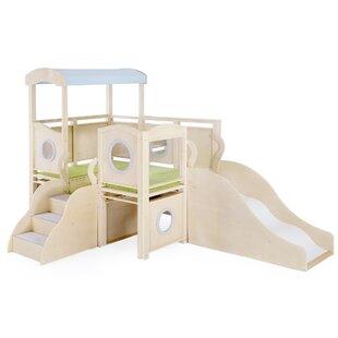 Toddler Adventure Loft 6.2' X 10.2' Playhouse By Guidecraft