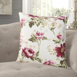 Luca Floral Throw Pillow