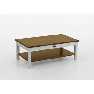 Hojanovice Coffee Table With Storage By August Grove
