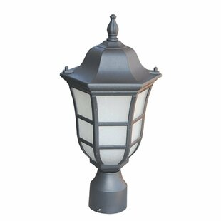 eTopLighting Le Noir Outdoor 1-Light Lantern Head