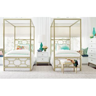 Chelsea Canopy Bed by Rachael Ray Home