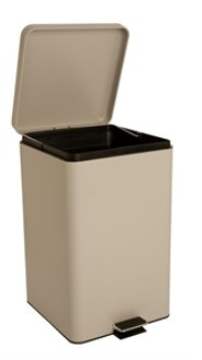 Step On Steel 8 Gallon Trash Can