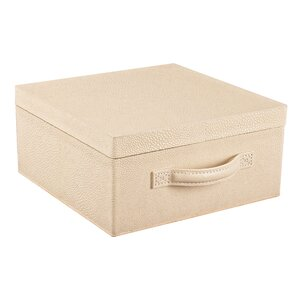 Box Arezzo aus Leder von Now's Home
