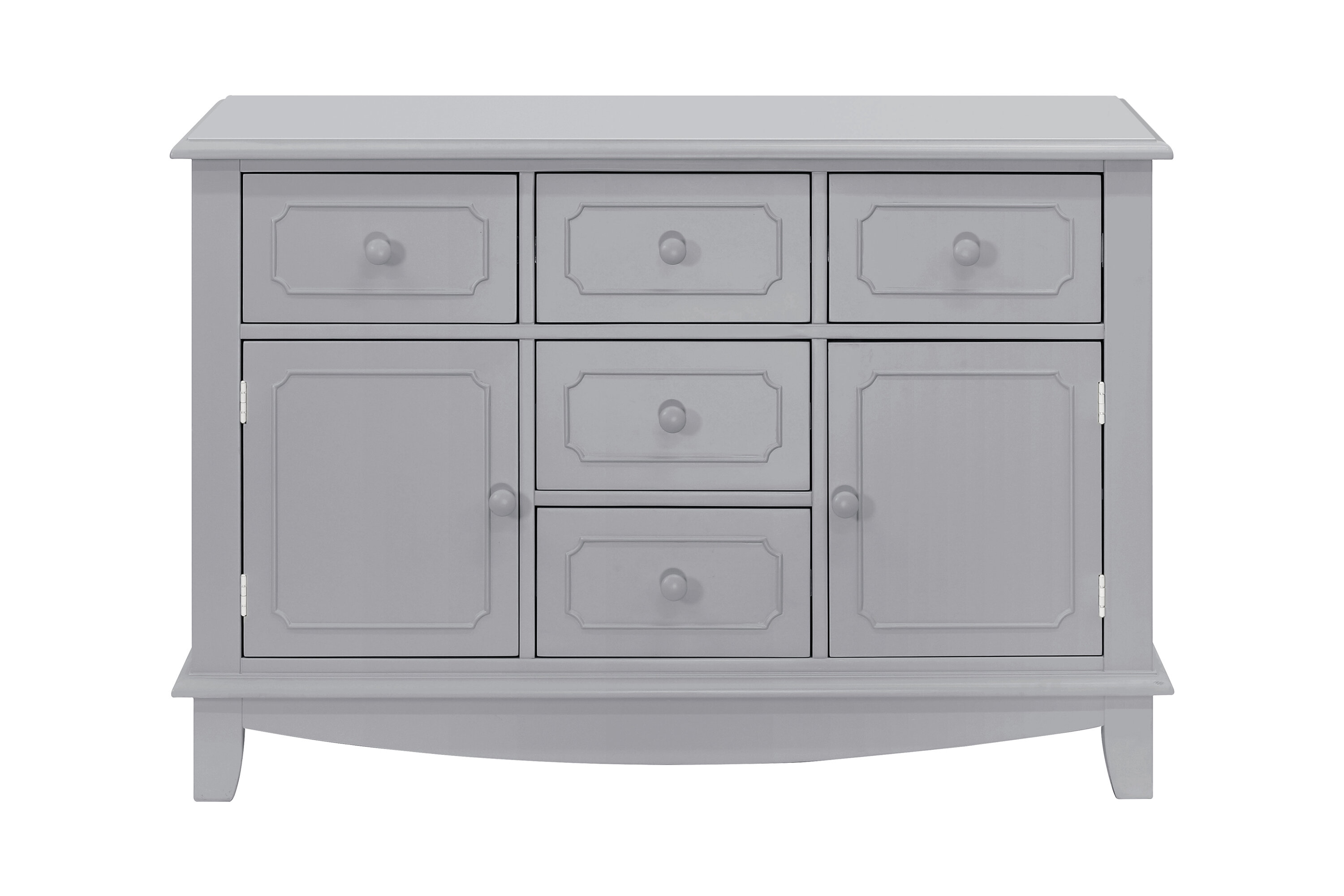 Million Dollar Baby Clic Sullivan Wide 5 Drawer Combo Dresser Reviews Wayfair