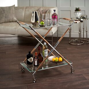 Aizawl Serving Cart By Canora Grey