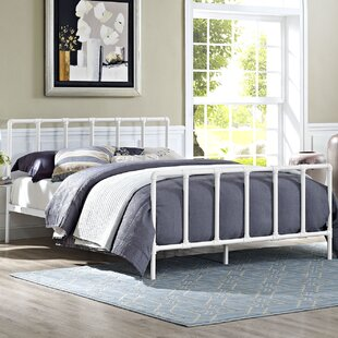 Dower Queen Platform Bed