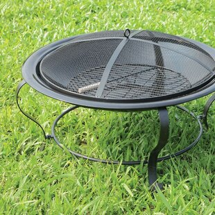 A&J Homes Studio Ardoch Cast Iron Fire Pit