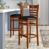 Lyman 29.5 Bar Stool (Set of 2) by Andover Mills™