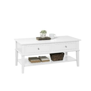 Free S&H Demartino Coffee Table With Storage