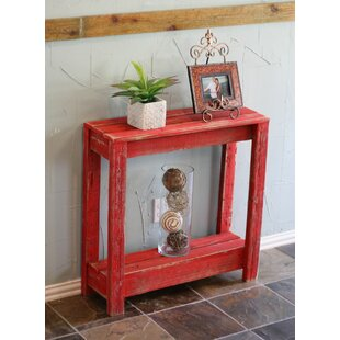 0fe3eaacddd9 Red Console Tables You ll Love