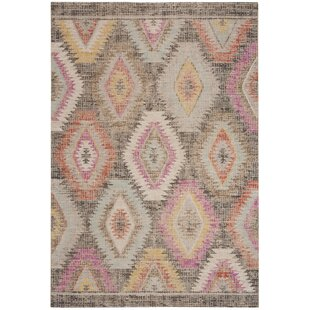 Griffeth Gray Indoor/Outdoor Area Rug