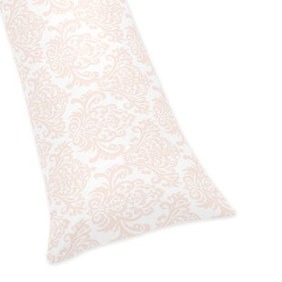 Amelia Damask Body Pillow Case