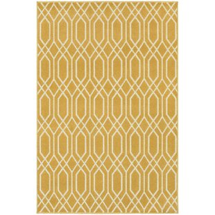 Parmenter Runner Indoor/Outdoor/Geometric Area Rug