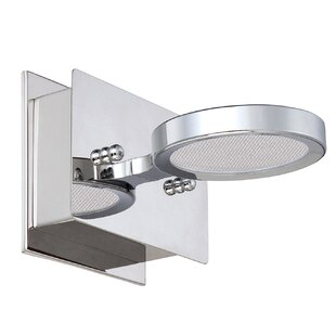 Hinkel 1-Light Bath Sconce by Orren Ellis