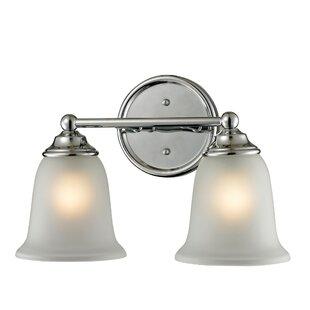 Kellie 2-Light LED Vanity Light by Charlton Home