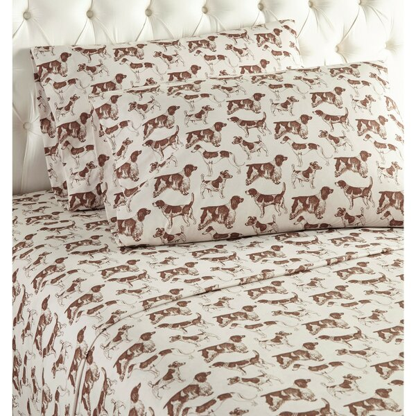 IVY AND SNOWY CHRISTMAS CAT AND DOG PRINTED DUVET SET SINGLE DOUBLE /& KING
