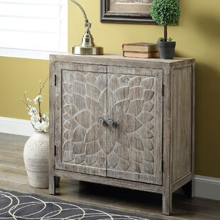 Ambriz 2 Door Accent Cabinet by Bungalow Rose