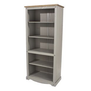 grey inch bookcase wood in p home en homestar x manufactured