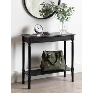 Orton Wood Rectangular Console Table