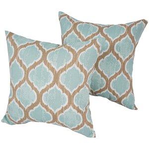 Designer Outdoor Throw Pillow (Set of 2)