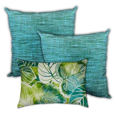 Poar Jeans Summer Indoor / Outdoor Pillow by Bayou Breeze Great price