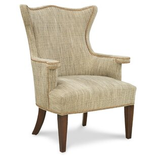 Linton Wingback Chair by Fairfield Chair