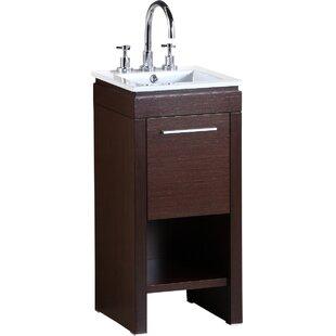 16 Single Sink Vanity Set by Bellaterra Home