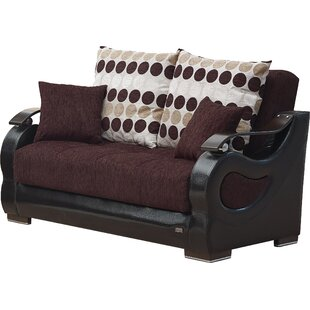 Illinois Chesterfield Loveseat by Beyan Signature #1