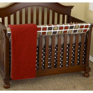 Check Prices Statham 4 Piece Crib Bedding Set ByHarriet Bee