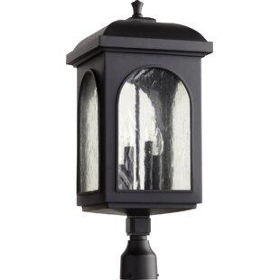 Pelletier Outdoor 4-Light Lantern Head by Gracie Oaks