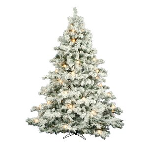 white christmas trees youll love wayfair - Artificial Christmas Trees Sale
