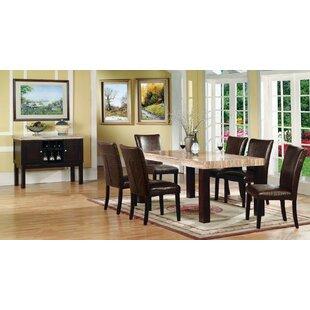 Winston Porter Ordonez Rectangular Dining Table