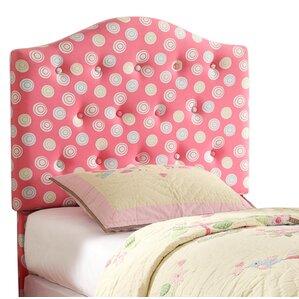 Eldon Twin Upholstered Headboard by Zoomie Kids