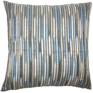 Oceane Striped Throw Pillow