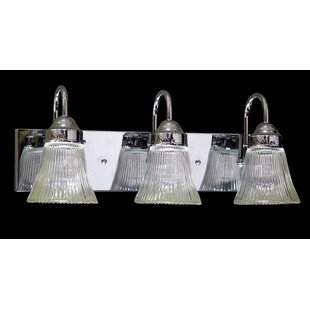 Comparison Elizalde 3-Light Vanity Light By Charlton Home