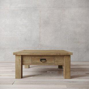 Read Reviews Knightsbridge Coffee Table by Urban Woodcraft
