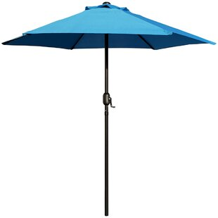 Bradford Patio Market Umbrella by Turn on the Brights